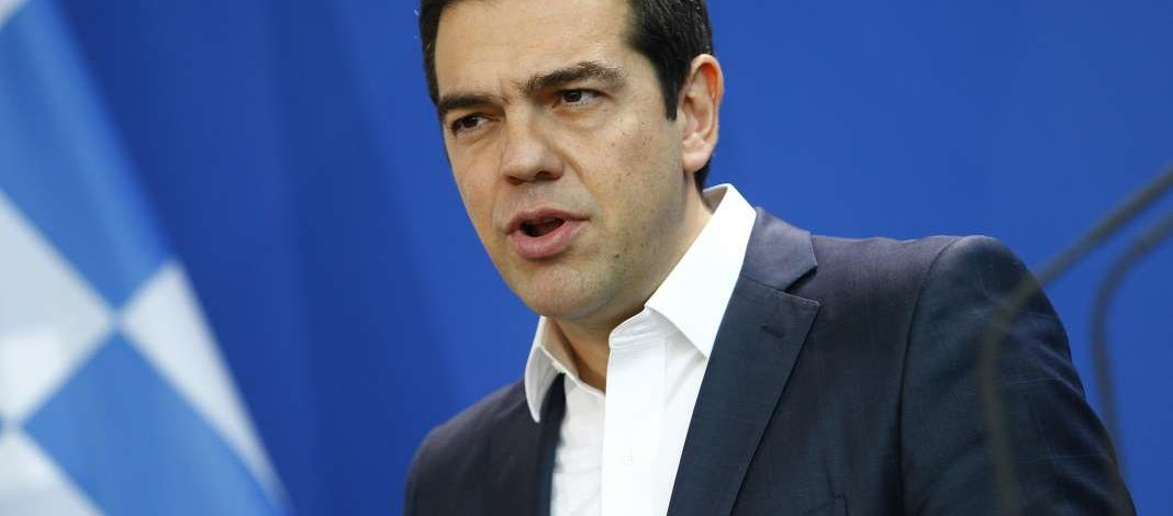 Лидерот на СИРИЗА претстави алтернативен план за економијата и општеството
