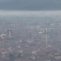 Центар утринава најзагадена општина во Македонија