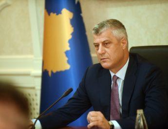 Тачи: Србија веќе две децении губи од Косово