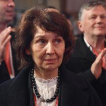 Силјановска-Давкова: Власта кој бара да се извинам за 27 април, го амнестираше Крсто Мукоски