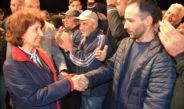 Силјановска: Младите ги носат промените, бунтовноста и бестрашноста, тие ќе ја донесат победата