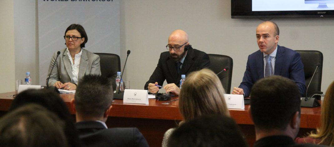 Тевдовски: СБ одобри 420 милиони долари за проекти