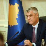 ХАШИМ ТАЧИ: Косово никогаш немало послаб премиер во својата историја од Албин Курти!