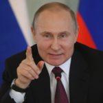 Путин ги продолжи неработните денови во Русија до крајот на април