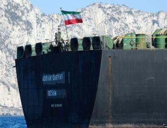 Грција нема да го прими иранскиот танкер