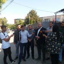 Тензии во ИВЗ: Бузаку му даде рок од 72 часа на Реџепи да ја напушти ИВЗ