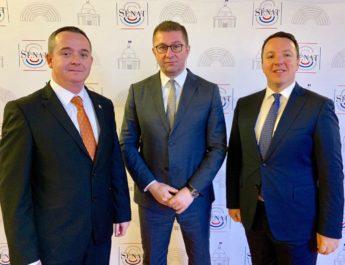 Мицкоски: Новата Влада на ВМРО-ДПМНЕ ќе донесе економски бум