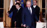 Путин – Зеленски, состанок без насмевки и ракувања