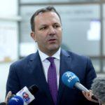 Спасовски: Државата спасува работни места, 14.500 денари месечно по вработен за април и мај