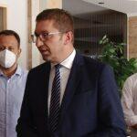ВМРО-ДПМНЕ: ГО ПОВИКУВАМЕ ЗАЕВ ДА НЕ СИ ИГРА СО ИДЕНТИТЕТОТ, ЈАЗИКОТ И ИСТОРИЈАТА