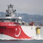 Турција продолжува со спорните активности во источен Медитеран
