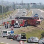 Возачот на косовскиот автобус се бранел со молчење во обвинителството
